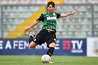 Mana Mihashi of Sassuolo in action during the women Serie A football match between US Sassuolo and Hellas Verona at Enzo Ricci stadium in Sassuolo (Italy), November 15th, 2020. Photo Andrea Staccioli / Insidefoto