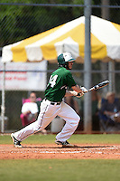Farmingdale State Rams Tom Rydzewski during a game against the U-Mass Boston Beacons at North Charlotte Regional Park on March 19, 2015 in Port Charlotte, Florida.  U-Mass Boston defeated Farmingdale 9-5.  (Mike Janes/Four Seam Images)