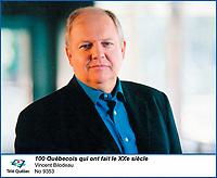 Vincent Bilodeau<br /> <br /> Editorial Only - for media use only<br /> Pour usage media (editorial)  Uniquement<br /> <br /> (c) Tele Quebec