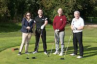 Team Williams & Gylnn - from left, Lisa, Paul Lewis, Steve Alcock and Shaun Finn