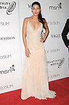 """Jessica Szohr at Art of Elysium 3rd Annual Black Tie charity gala '""""Heaven"""" held at 990 Wilshire Blvd in Beverly Hills, California on January 16,2010                                                                   Copyright 2009 DVS / RockinExposures"""