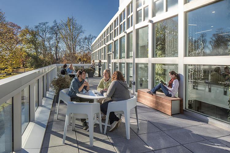 Franklin Park Conservatory Grand Atrium Renovation   DesignGroup