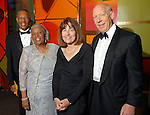 The Rev. Bill Lawson, Audrey Lawson, Andrea White and Bill White at the Ensemble Theatre Gala at the Hilton Americas Hotel Friday Aug. 15,2008. (Dave Rossman/For the Chronicle)