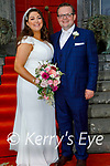 Murhill/Hayes wedding in the Ballyseede Castle Hotel on Saturday September 11th.