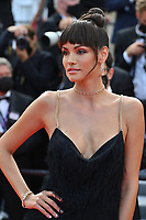 CANNES, FRANCE. July 15, 2021: Sofia Resing at the France premiere at the 74th Festival de Cannes.<br /> Picture: Paul Smith / Featureflash
