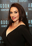 Lesli Margherita attends the Abingdon Theatre Company Gala honoring Donna Murphy on October 22, 2018 at the Edison Ballroom in New York City.