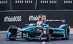 Luca Filippi of Italy from NIO Formula E Team competes during the FIA Formula E Hong Kong E-Prix Round 2 at the Central Harbourfront Circuit on 03 December 2017 in Hong Kong, Hong Kong. Photo by Marcio Rodrigo Machado / Power Sport Images