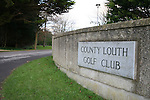 Co.Louth Golf Club, the venue for the 2009 Irish Open Golf Championship...Photo NEWSFILE/Jenny Matthews.(Photo credit should read Jenny Matthews/NEWSFILE)....This Picture has been sent you under the condtions enclosed by:.Newsfile Ltd..The Studio,.Millmount Abbey,.Drogheda,.Co Meath..Ireland..Tel: +353(0)41-9871240.Fax: +353(0)41-9871260.GSM: +353(0)86-2500958.email: pictures@newsfile.ie.www.newsfile.ie.FTP: 193.120.102.198.