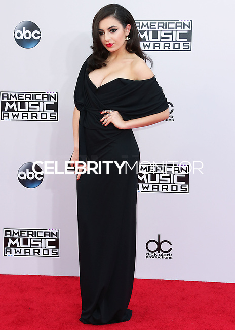 LOS ANGELES, CA, USA - NOVEMBER 23: Charli XCX arrives at the 2014 American Music Awards held at Nokia Theatre L.A. Live on November 23, 2014 in Los Angeles, California, United States. (Photo by Xavier Collin/Celebrity Monitor)