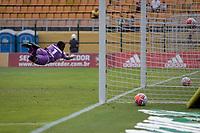SÃO PAULO, SP 03.02.2019: SÃO PAULO-SÃO BENTO - Hernanes marca o primeiro gol da partida. São Paulo e São Bento em jogo válido pela quinta rodada do campeonato Paulista 2019, no Pacaembu zona oeste da capital. (Foto: Ale Frata/Codigo19)