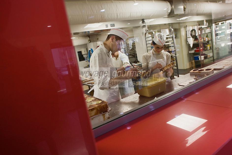 Europe/France/Bretagne/29/Finistère/Brest: L'Atelier d'Histoire de Chocolat