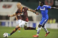 Chelsea FC vs. AS Roma, August 10, 2013