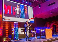 Rotterdam, Netherlands, December 16,  2017, Topsportcentrum,  KNLTB Jaarcongres,  Eric Wilborts<br /> Photo: Tennisimages/Henk Koster
