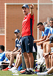 CD Leganes' coach Mauricio Pellegrino during friendly match. July 13,2018. (ALTERPHOTOS/Acero)