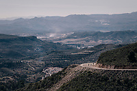 Michelton-Scott training camp in Almeria, Spain<br /> february 2018