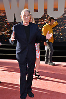 """LOS ANGELES, USA. July 23, 2019: Robert Forster at the premiere of """"Once Upon A Time In Hollywood"""" at the TCL Chinese Theatre.<br /> Picture: Paul Smith/Featureflash"""