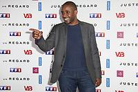 LOUP-DENIS ELION - PHOTOCALL 'JUSTE UN REGARD' AU CINEMA GAUMONT MARIGNAN A PARIS, FRANCE, LE 11/05/2017.