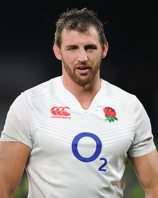 Tom Wood of England - 15/08/2015 - Twickenham Stadium - London <br /> Mandatory Credit: Rob Munro/Stewart Communications