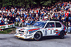 LANCIA Delta S4 #1, Markku ALEN (FIN)-Ilkka KIVIMAKI (FIN), TOUR DE CORSE 1986