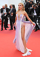 CANNES, FRANCE. July 15, 2021: Kimberley Garner at the France premiere at the 74th Festival de Cannes.<br /> Picture: Paul Smith / Featureflash