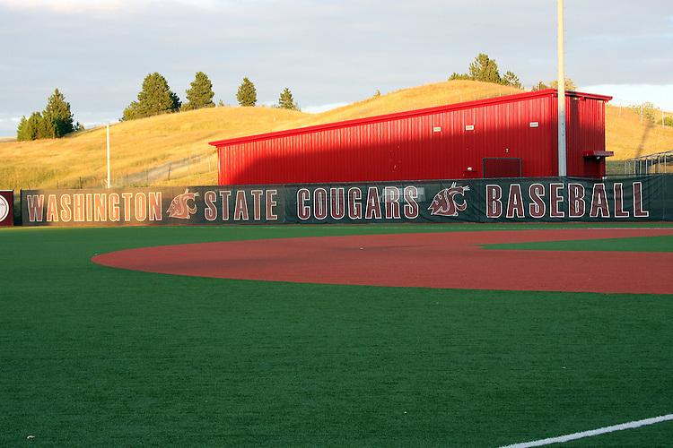 Bailey-Brayton Field on the Washington State University campus in Pullman, Washington.