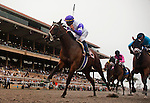 Know More with Garrett Gomez up wins the Best Pal Stakes at Del Mar Race Course in Del Mar, California on August 5, 2012.