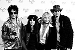 Motley Crue 1997 Nikki Sixx, Mick Mars, Vince Neil and Tommy Lee at American Music Awards<br />