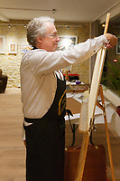 Michel Bordas<br /> Galerie du rond point du Chambon