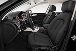 Front seat view of a 2015 Audi A6 Allroad Quattro - 5 Door Wagon Front Seat car photos
