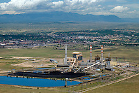 Comanche coal fired plant