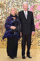 """Wanda Ventham<br /> arrives for the World Premiere of """"Absolutely Fabulous: The Movie"""" at the Odeon Leicester Square, London.<br /> <br /> <br /> ©Ash Knotek  D3137  29/06/2016"""