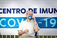 01/03/2021 - IMUNIZAÇÃO DE IDOSOS ACIMA DE 80 ANOS COMEÇA EM CAMPINAS