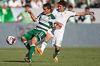 Santos Laguna FC vs Leon FC, July 8, 2012