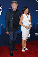"""HOLLYWOOD, LOS ANGELES, CA, USA - APRIL 29: David Hunt, Patricia Heaton at the Los Angeles Premiere Of TriStar Pictures' """"Mom's Night Out"""" held at the TCL Chinese Theatre IMAX on April 29, 2014 in Hollywood, Los Angeles, California, United States. (Photo by Xavier Collin/Celebrity Monitor)"""