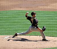 MacKenzie Gore - San Diego Padres 2021 spring training (Bill Mitchell)