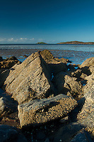 Hestan Island and the Solway Firthfrom Rockcliffe, Dumfries and Galloway