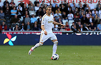 Pictured: Chico Flores.<br /> Sunday 19 May 2013<br /> Re: Barclay's Premier League, Swansea City FC v Fulham at the Liberty Stadium, south Wales.