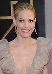 Leslie Bibb at the Marvel World Premiere of Iron Man 2 held at The El Capitan Theatre in Hollywood, California on April 26,2010                                                                   Copyright 2010  DVS / RockinExposures