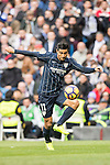 Chory Castro of Malaga CF in action during their La Liga 2016-17 match between Real Madrid and Malaga CF at the Estadio Santiago Bernabéu on 21 January 2017 in Madrid, Spain. Photo by Diego Gonzalez Souto / Power Sport Images