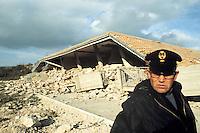 - terremoto in Irpinia (novembre 1980)<br /> <br /> - earthquake in Irpinia (November 1980)..