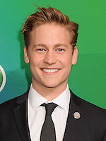 NEW YORK CITY, NY, USA - MAY 12: Gavin Stenhouse at the 2014 NBC Upfront Presentation held at the Jacob K. Javits Convention Center on May 12, 2014 in New York City, New York, United States. (Photo by Celebrity Monitor)
