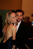 Mariloup Wolfe (L), Guillaume Lemay-Thivierge (R)<br /> Gala Prix Gemeaux 2005<br /> photo : (c)  Images Distribution