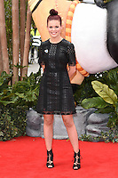 """Lindsey Russell<br /> arriving for the """"Kung Fu Panda 3"""" European premiere at the Odeon Leicester Square, London<br /> <br /> <br /> ©Ash Knotek  D3093 06/03/2016"""
