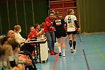 Adrian Fuladdjusch Trainer der Kurpfalz Baeren // Handball Bundesliga Frauen / Kurpfalz Baeren gegen SV Union Halle-Neustadt / 20.02.2021<br /> <br /> Foto © PIX-Sportfotos *** Foto ist honorarpflichtig! *** Auf Anfrage in hoeherer Qualitaet/Aufloesung. Belegexemplar erbeten. Veroeffentlichung ausschliesslich fuer journalistisch-publizistische Zwecke. For editorial use only.