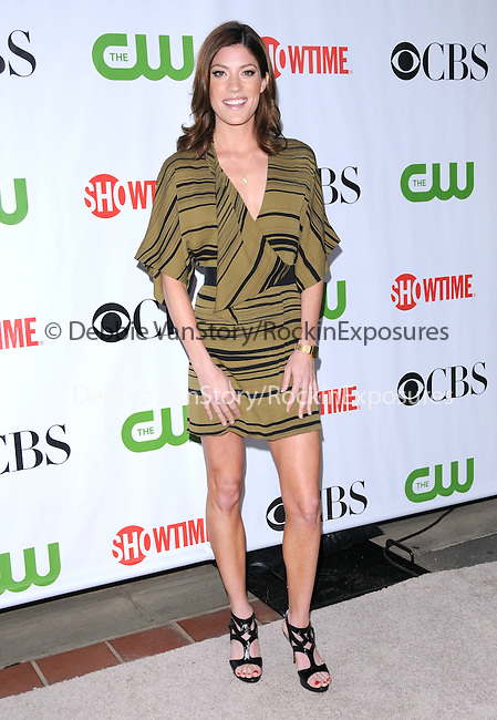 Jennifer Carpenter at The CBS,CW,& Showtime TCA Party held at The Huntington Library in San Marino, California on August 03,2009                                                                   Copyright 2009 Debbie VanStory / RockinExposures