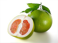 Fresh Pomelo citrus  Fruit