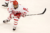 Chad Krys (BU - 5) - The Boston University Terriers tied the visiting Providence College Friars 2-2 on Saturday, December 3, 2016, at Agganis Arena in Boston, Massachusetts.