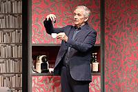 Alain DOUTEY - Filage de la piece 'CONFIDENCES' de Jody Pietro - 28 aout 2017 - Theatre Rive Gauche, Paris, France