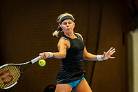 Alphen aan den Rijn, Netherlands, December 21, 2019, TV Nieuwe Sloot,  NK Tennis, Eva Vedder (NED)<br /> Photo: www.tennisimages.com/Henk Koster