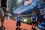 HKFC Citi Soccer Sevens 2017 on 28 May 2017 at the Hong Kong Football Club, Hong Kong, China. Photo by Chris Wong / Power Sport Images
